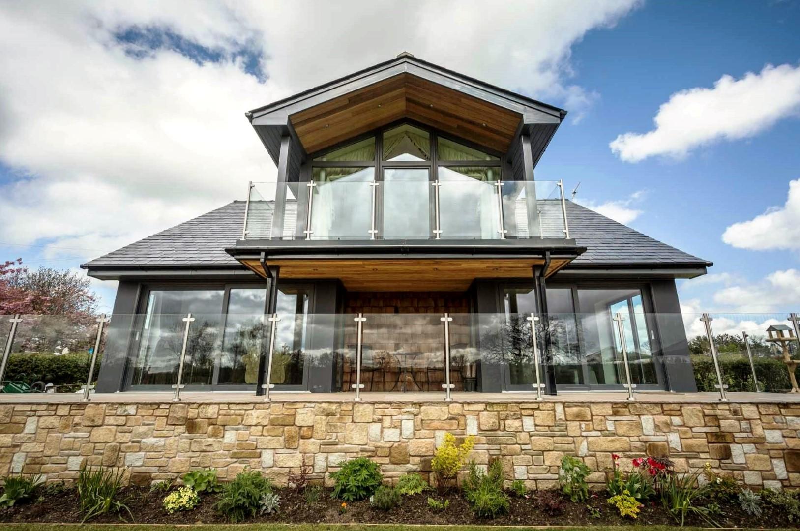 Contemporary Homes Gallery Weru Windows
